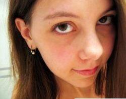 [รูปโป๊ รูปหี] เด็ก17 ขาวเนีย หอยยังปิดสนิท น่าลงลิ้นเป็นที่สุด