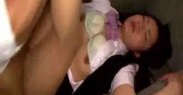 คลิปโป๊ จับพนักงานคลิปเย็ดสาวรถบัสมารุมเย็ดเย็ดอย่างโหด มีท่าด็อกกี้ด้วย