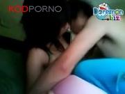 คลิปโป๊ คลิปหลุด จูบ นักเรียนสาว เย็ดกันนักเรียน แอบเอากัน คลิปโป๊