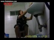 คลิปโป๊ คลิปหลุด ซ่อนกล้อง น่าเย็ด หุ่นดี ห้องน้ำ แอบถ่าย