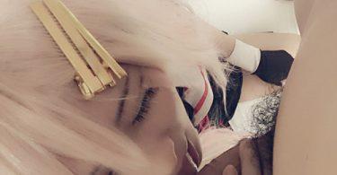 พริตตี้สาวสวยน่ารักสะด้วยเล่นควยอย่างมันส์ รูปจากหนังx