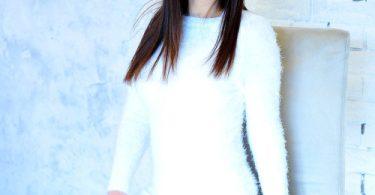 นางฟ้าสุดสวย ขาวใสนมโตร่องหีเบียดชิดหมอยดกปรกเนิน รูปสาวน่าเย็ด