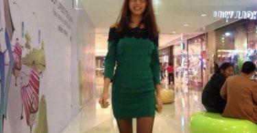 สาวแว่นคนสวย สูงยาวเข่าดี ลีฃาเด็ด โชว์ถอดผ้าอวดเนินหีเต่งตึง ภาพแอบถ่าย