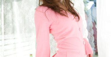 สาวออฟฟิตสะกิดอารมณ์เสียว ลีลาเสียวภายใต้เสื้อผ้าชุดสุดรัด สวยสยิว ภาพโป๊