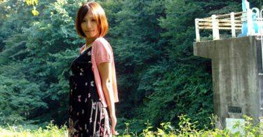 สาวอาชีวะนัดกับแฟนมาเย็ดกลางป่าละเมาะ โชว์หี