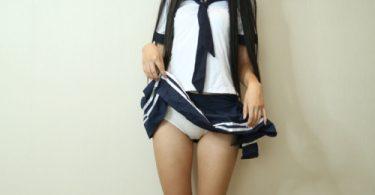 เสื้อผ้าชุดนักเรียนสุดเซ็กซี่ ลีลาขย่มอย่างดี ต้องมีเปิ้ลรอบ เย็นกัน