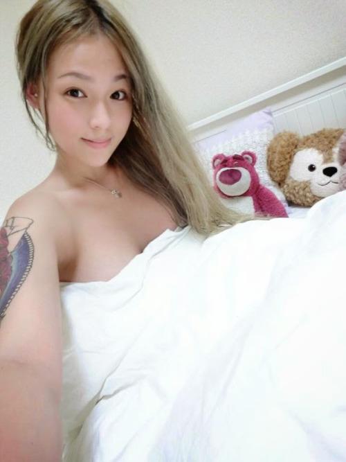 สวยเซ็กซี่มีรอยสัก น่ารักน่าเย็ดสุดๆ ภาพหลุด
