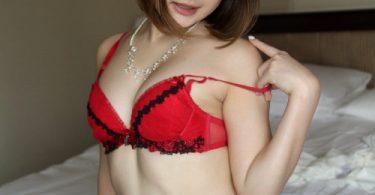 เซ็กซี่สุดๆกับสาวเสื้อผ้าชุดชั้นในสีแดง สวยร้อนแรงเต้าใหญ่ๆ Porn