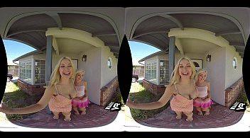 คลิปโป๊ VR สามมิติ